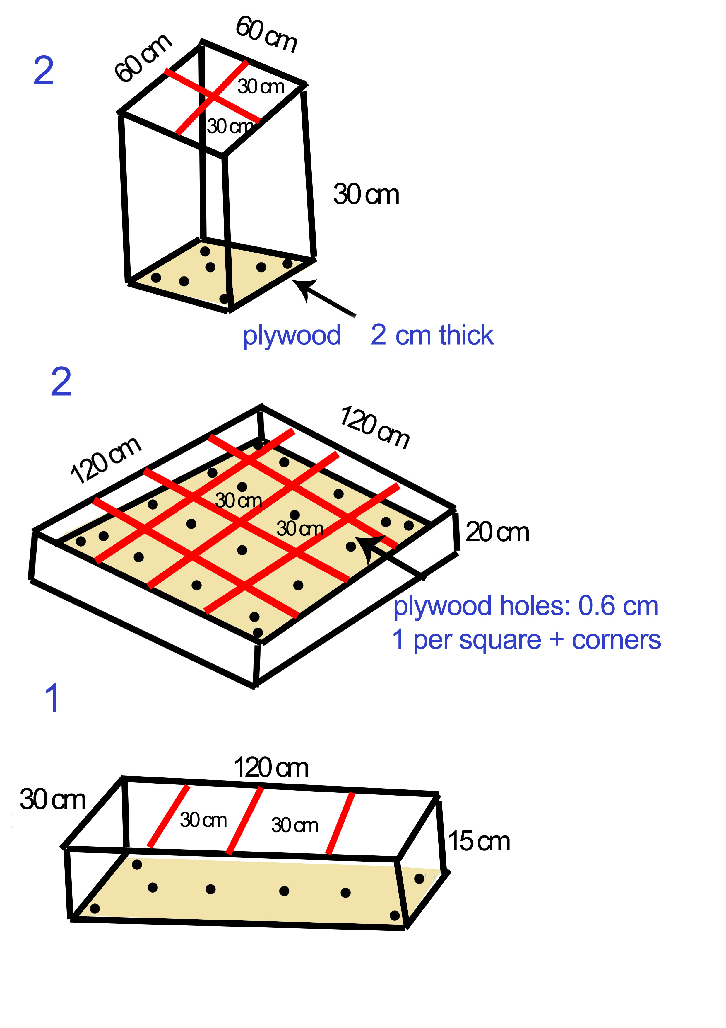 Sbr where to get woodworking plans stool for Four foot garden blueprint
